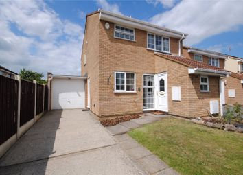 Thumbnail 3 bed link-detached house for sale in Hunters Way, Chelmsford, Essex