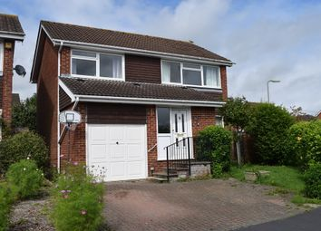 Thumbnail 4 bed detached house to rent in Kimberley Close, Fair Oak, Eastleigh