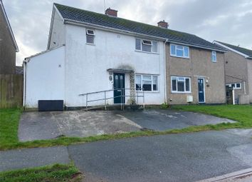 Thumbnail 3 bed semi-detached house for sale in Haven Drive, Hakin, Aberdaugleddau
