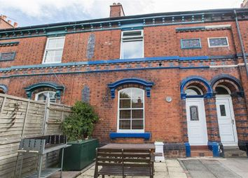 Thumbnail 3 bed terraced house for sale in Westwood Terrace, Leek