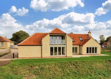 Thumbnail 4 bedroom detached house for sale in 5 Manor Farm, Navenby