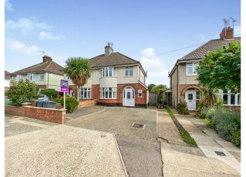 3 bed semi-detached house for sale in Exeter Road, Felixstowe IP11