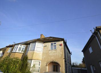 Thumbnail 3 bed semi-detached house for sale in Loom Lane, Radlett