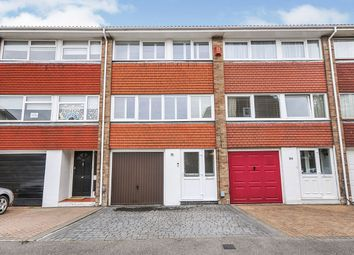 Thumbnail 3 bed terraced house for sale in Lila Place, Swanley, Kent