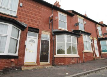 Thumbnail 2 bed terraced house to rent in Bunyard Street, Manchester