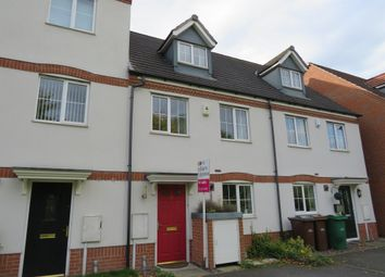 Thumbnail 3 bed terraced house for sale in Potters Hollow, Bulwell, Nottingham