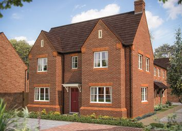 """Thumbnail 3 bed semi-detached house for sale in """"The Sheringham"""" at Heyford Park, Camp Road, Upper Heyford, Bicester"""