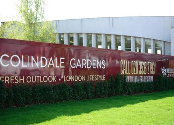 Thumbnail 1 bedroom flat for sale in Colindale Gardens, Colindale Avenue, London