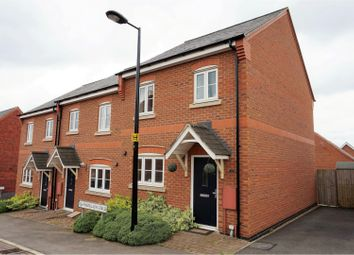 Thumbnail 3 bed end terrace house for sale in Chamberlains Field, Birstall