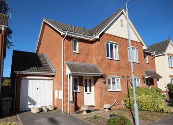 Thumbnail 3 bed semi-detached house to rent in Foxglove Drive, Trowbridge