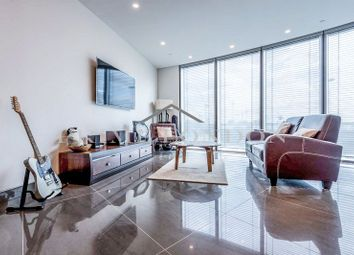 Thumbnail 1 bed flat for sale in The Tower, One St George Wharf, London