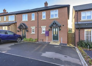 Thumbnail 2 bed semi-detached house for sale in Vesey Court, Wellington, Telford, Shropshire