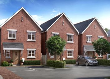 Thumbnail 3 bedroom detached house for sale in The Quarters, Manadon Park, Plymouth