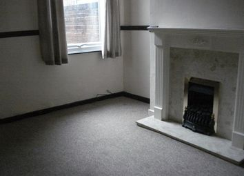 Thumbnail 2 bed terraced house to rent in Wilks Street, Tunstall, Stoke-On-Trent