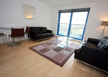 Thumbnail 1 bed flat to rent in 14 Western Gateway, Royal Victoria, London