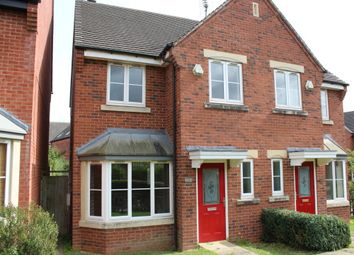 Thumbnail 3 bed semi-detached house to rent in Hill View, Stratford-Upon-Avon