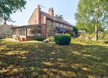 Thumbnail 5 bed detached house for sale in Sapperton, Sleaford