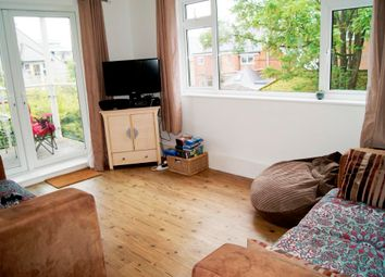 Thumbnail 2 bed flat to rent in Burnaby Road, Alum Chine, Bournemouth
