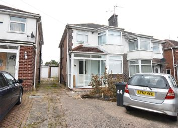 3 bed semi-detached house for sale in Oakdale Road, Castle Bromwich, Birmingham B36