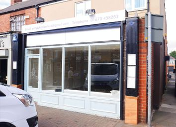 Thumbnail Commercial property to let in North Seaton Road, Ashington