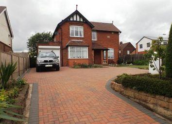 Thumbnail 3 bed detached house for sale in Watnall Road, Hucknall, Nottingham, Nottinghamshire