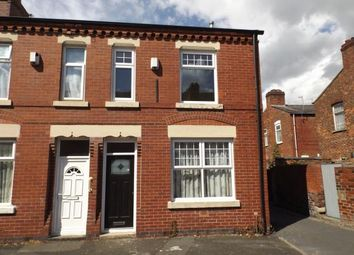 Thumbnail 3 bedroom end terrace house for sale in Cyril Street, Manchester, Greater Manchester, Uk