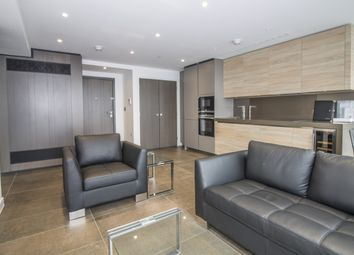 Thumbnail 1 bed flat to rent in The Lexicon, Chronicle Tower, Islington