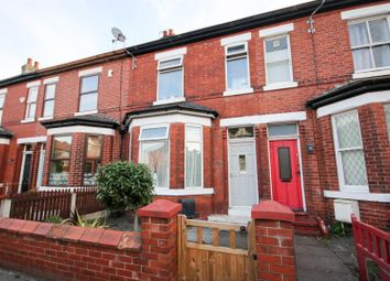 Thumbnail 2 bed terraced house for sale in Alexandra Road, Eccles, Manchester