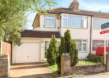 Thumbnail 3 bed semi-detached house for sale in Floriston Avenue, Uxbridge, Middlesex