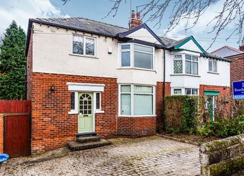 Thumbnail 3 bed semi-detached house to rent in Dalewood Road, Sheffield