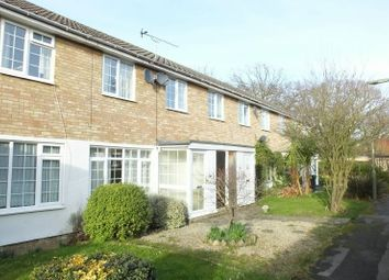 Thumbnail 3 bed terraced house to rent in Leafield Close, Woking