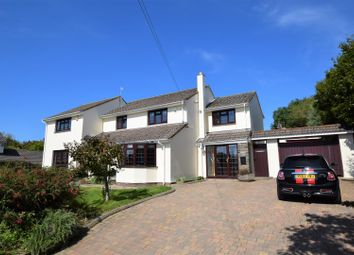 Thumbnail 5 bed detached house for sale in 1 Springfield, Prixford, Barnstaple