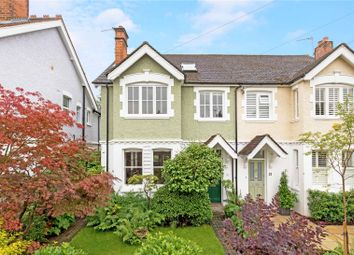 Thumbnail 4 bed semi-detached house for sale in Church Walk, Thames Ditton