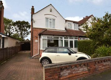 Thumbnail 3 bed semi-detached house for sale in Moor Grange View, Leeds, West Yorkshire