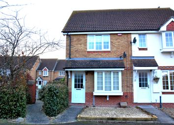 Thumbnail 2 bed end terrace house to rent in Medlock Grove, Didcot