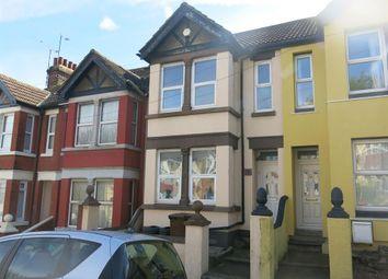Thumbnail 1 bedroom terraced house to rent in Camden Road, Gillingham