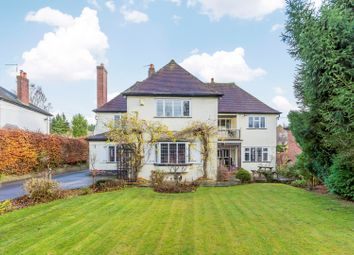Thumbnail 4 bed detached house for sale in Cheddleton Road, Leek