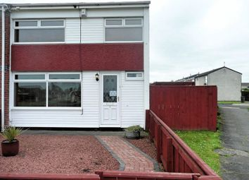 Thumbnail 3 bed semi-detached house for sale in Keilder Close, Redcar