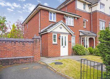 Thumbnail 3 bed end terrace house for sale in Bakery Court, Ashton-Under-Lyne