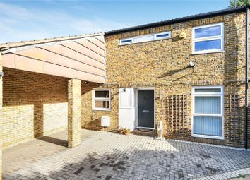 Thumbnail 3 bed end terrace house for sale in Closemead Close, Northwood, Middlesex