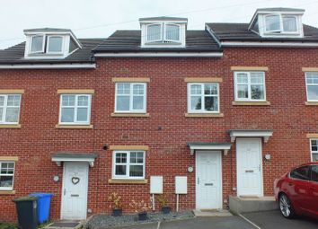 Thumbnail 3 bed mews house for sale in Fegg Hayes Road, Fegg Hayes, Stoke-On-Trent