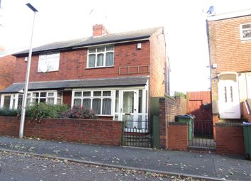 Thumbnail 2 bed semi-detached house for sale in Bull Lane, West Bromwich