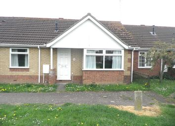 Thumbnail 2 bedroom bungalow to rent in Heron Road, Wisbech