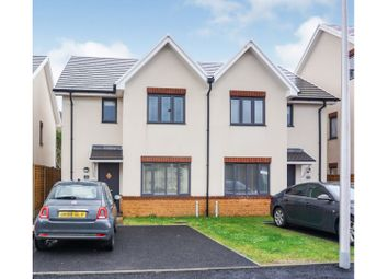 Thumbnail 3 bed semi-detached house for sale in Clos Afon, Aberdare