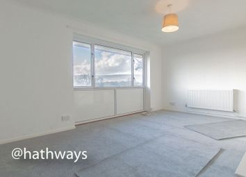 Thumbnail 1 bedroom flat for sale in Paddock Rise, Llanyravon, Cwmbran