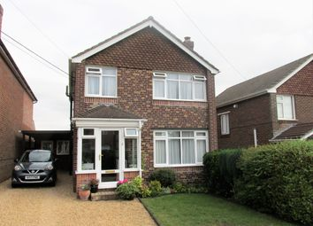 Thumbnail 3 bed detached house for sale in Alexandra Road, Hedge End, Southampton, Hampshire