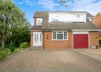 Thumbnail 3 bed semi-detached house for sale in Shaftesbury Way, Royston