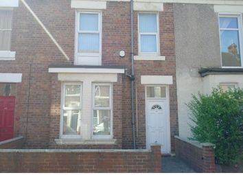 Thumbnail 5 bed terraced house to rent in Falmouth Road, Newcastle Upon Tyne