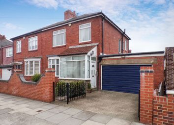 Thumbnail 3 bed semi-detached house for sale in Logan Road, Walkerville, Newcastle Upon Tyne