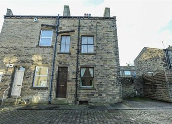 Thumbnail 2 bed end terrace house to rent in School Street, Wilsden, West Yorkshire